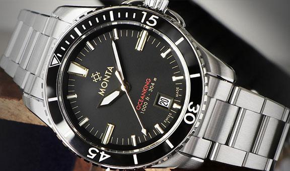 Bisel Monta Oceanking de 60 minutos con fecha