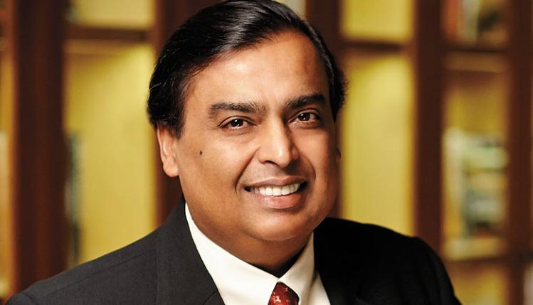 Mukesh Ambani El hombre más rico de la India