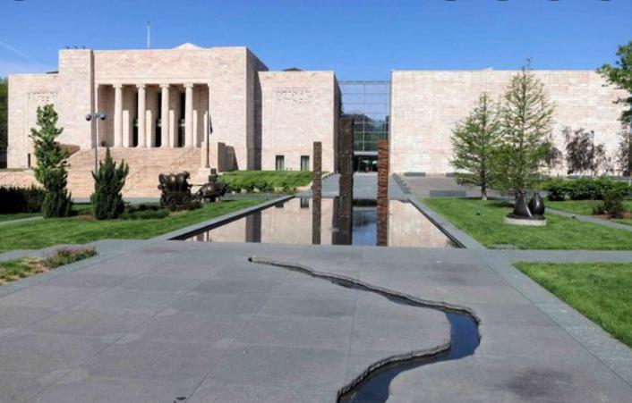 Museo de Arte Joslyn .10 lugares para visitar en Omaha Nebraska para un turista (Actualizado)
