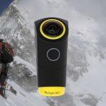 MySight360 Cámara VR portátil para video panorámico fluido