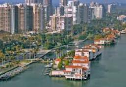 Napoles .Las 20 ciudades más ricas de Florida 2021