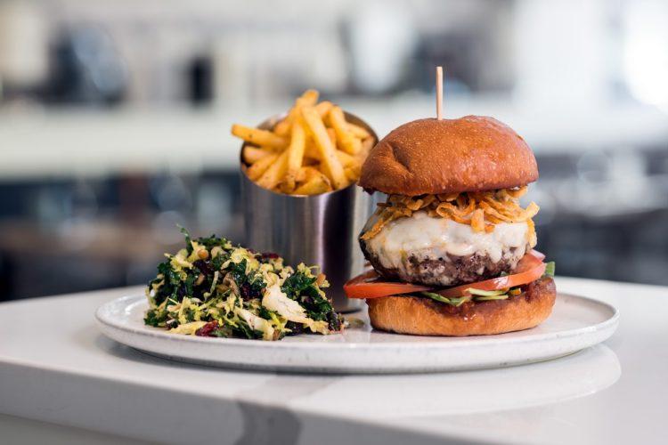 Narrative Burger Horizontal Una noche en el Jacquard