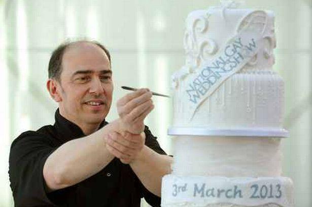 National gay wedding show cake Los pasteles de boda más caros de la historia