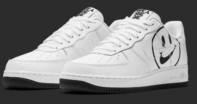 Nice Day La historia y evolución de las Nike Air Force 1