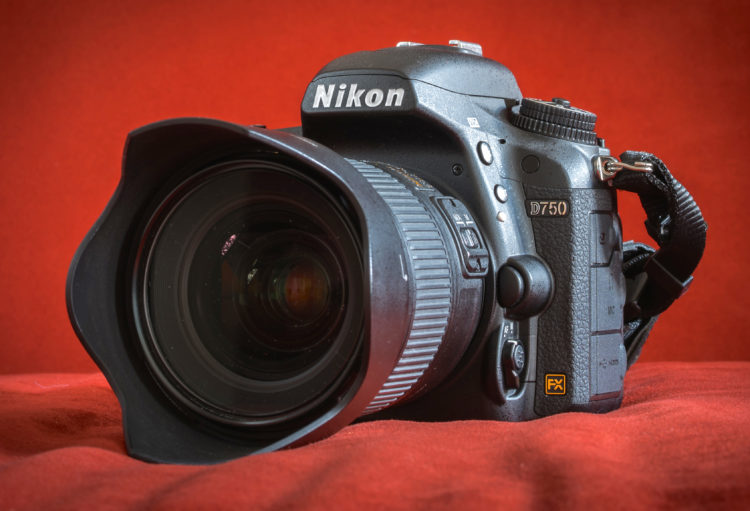 Nikon D750 01 Las cinco mejores cámaras DLSR del mercado actual