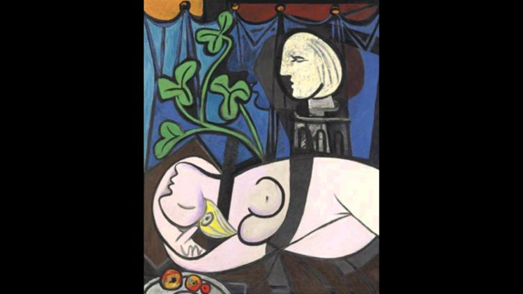 Nude Green leaves and Bust Las 10 pinturas más caras de todos los tiempos