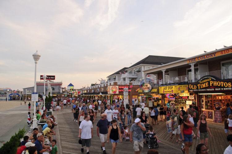 OCean City scaled e1582223238292 Los 10 mejores restaurantes de mariscos en Ocean City, MD