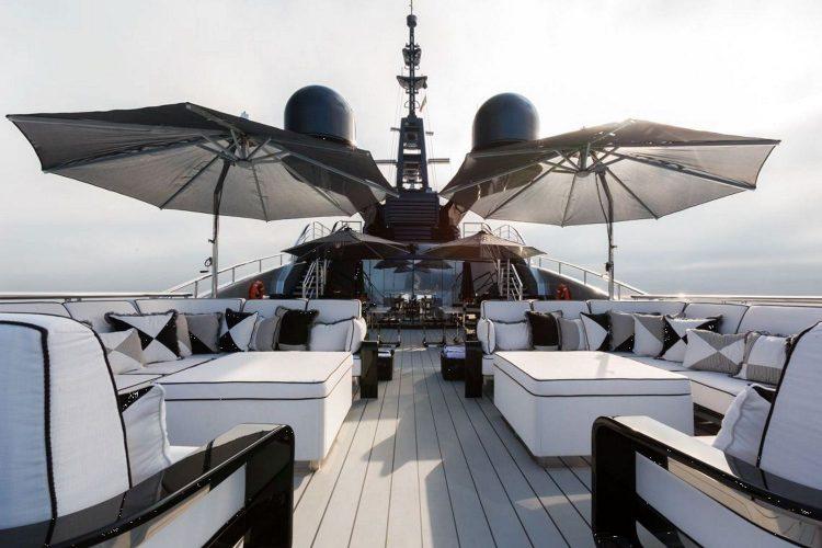 Okto Yacht by ISA 5 Una mirada más cercana al Okto Yacht de ISA