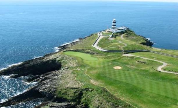 Old Head Golf Los 10 campos de golf más caros del mundo para jugar