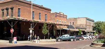 Old Market District .10 lugares para visitar en Omaha Nebraska para un turista (Actualizado)
