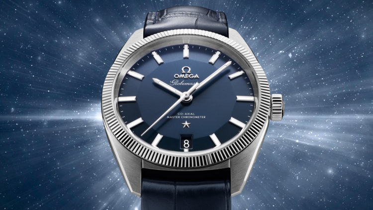 Omega Constellation Globemaster Co-Axial