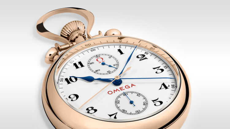 Reloj de bolsillo Omega Olympic