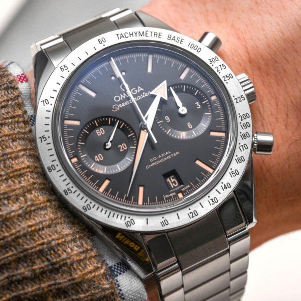 Omega Speedmaster '57 'Vintage' Watch Los cinco mejores modelos de Omega Speedmaster disponibles ahora mismo