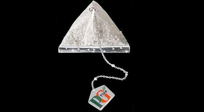 Bolsitas de té de diamantes PG Tips