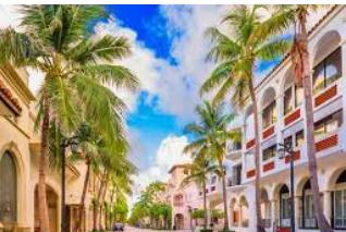 Palm Beach .Las 20 ciudades más ricas de Florida 2021