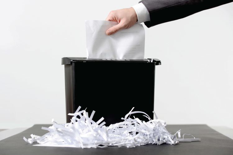 Paper Shredders Las cinco mejores trituradoras de papel del mercado actual