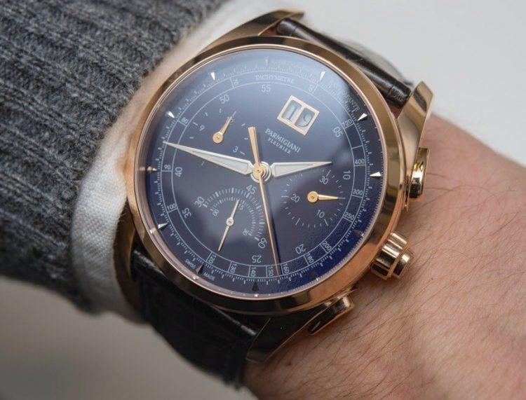 Parmigiani Fleurier New Tonda Chronor Anniversaire Watch 3 Reloj Parmigiani Fleurier New Tonda Chronor Anniversaire