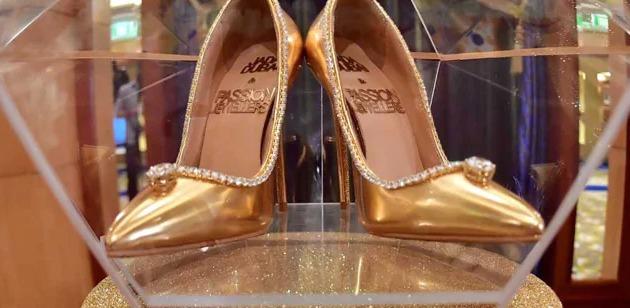 Passion Diamond Una mirada más cercana a los zapatos Passion Diamond de $ 17 millones