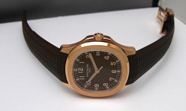 Patek Philippe 5167R 001 Aquanaut Cinco nuevos relojes Patek Philippe para revisar en 2017