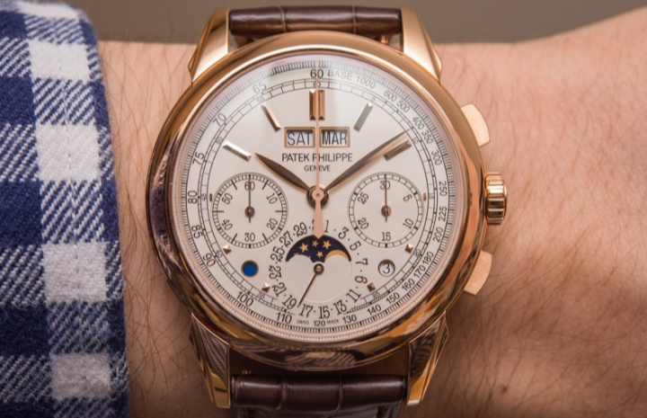 Patek Philippe 5270R 001 Grand Complications Cinco nuevos relojes Patek Philippe para revisar en 2017
