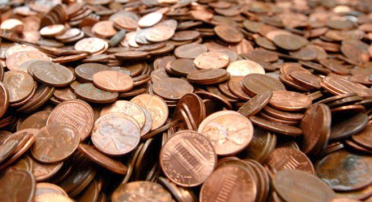Pennies Reunir los centavos de tu vida