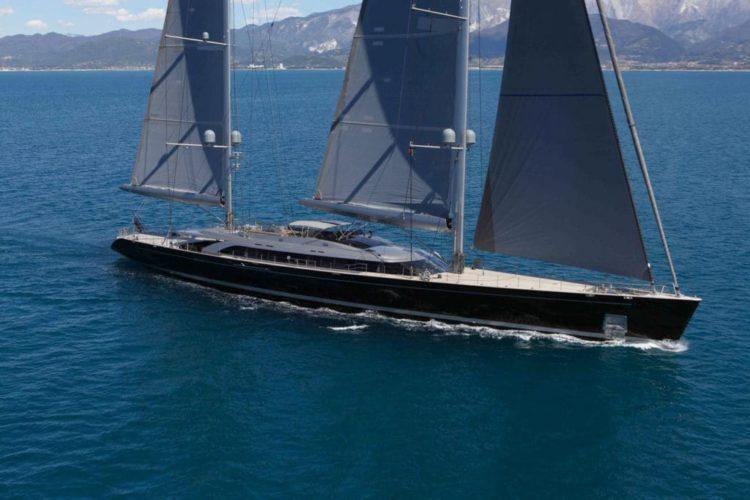 Perini Navi Yachts Las diez mejores empresas de yates de 2017
