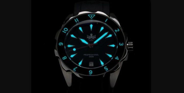 Reloj Phoibos Sea Nymph 300M Lady Diver PX021D
