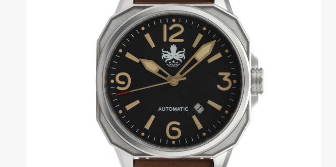 Reloj automático Phoibos Sentinel PY019C