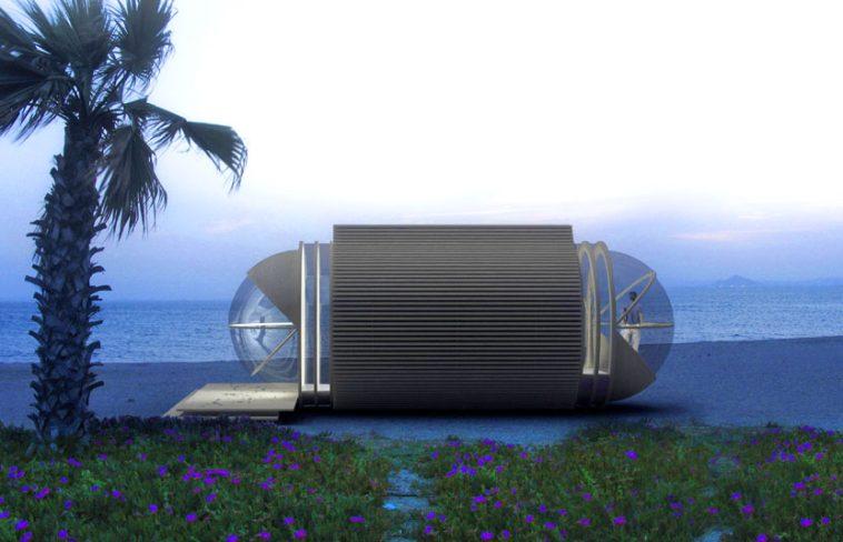 Pod Hotel Cómo los Mobile Pod Hotels cambiarán los viajes fuera de la red
