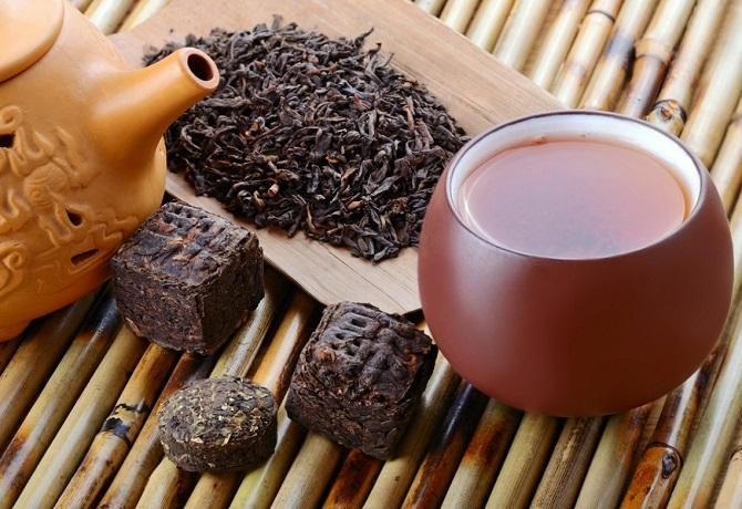 Poo Poo Pu Erh Tea Los 10 tipos de té más caros del mundo