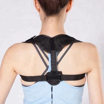 Posture Corrector for Women Men Adjustable Los cinco mejores correctores de postura del mercado actual