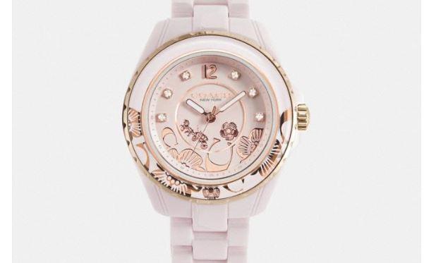 Preston Limited Los 20 mejores relojes Coach de todos los tiempos