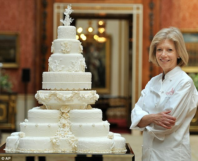Prince Williams cake 1 Los pasteles de boda más caros de la historia