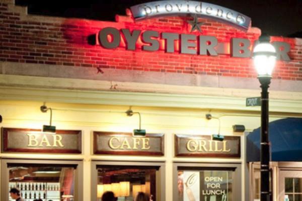 Barra de ostras Providence