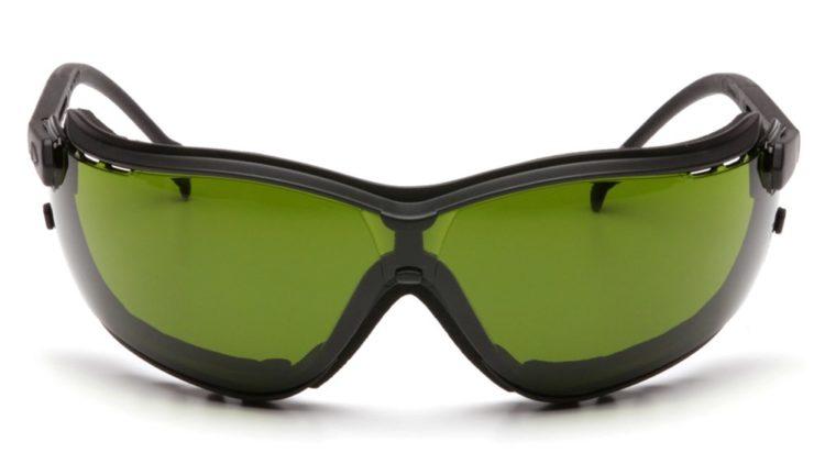 Pyramex V2G Anti Fog Vented Safety Glasses GB1860SFT F 16944.1512577920 Las cinco mejores gafas de seguridad del mercado actual