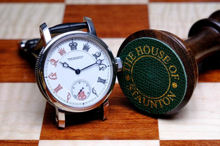 RGM Chess in Enamel American Made Watch 6 Los cinco mejores relojes RGM del mercado actual
