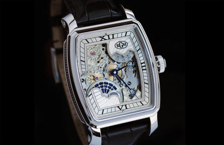 RGM caliber 20 02 Los cinco mejores relojes RGM del mercado actual