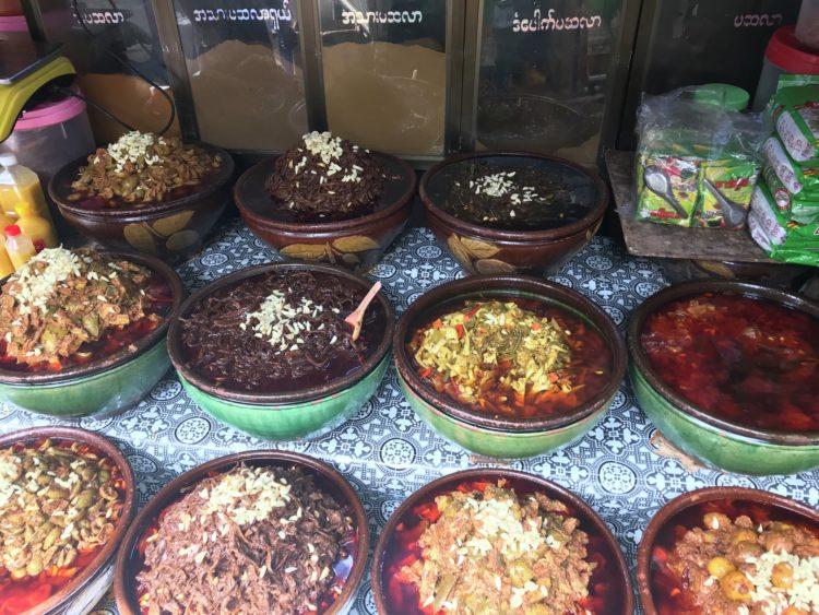 Rangoon Food Tres días perfectos en Yangon (anteriormente Rangoon)