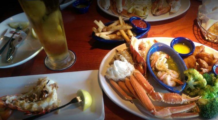 Red Lobster Los 10 mejores restaurantes de mariscos en Huntsville, AL