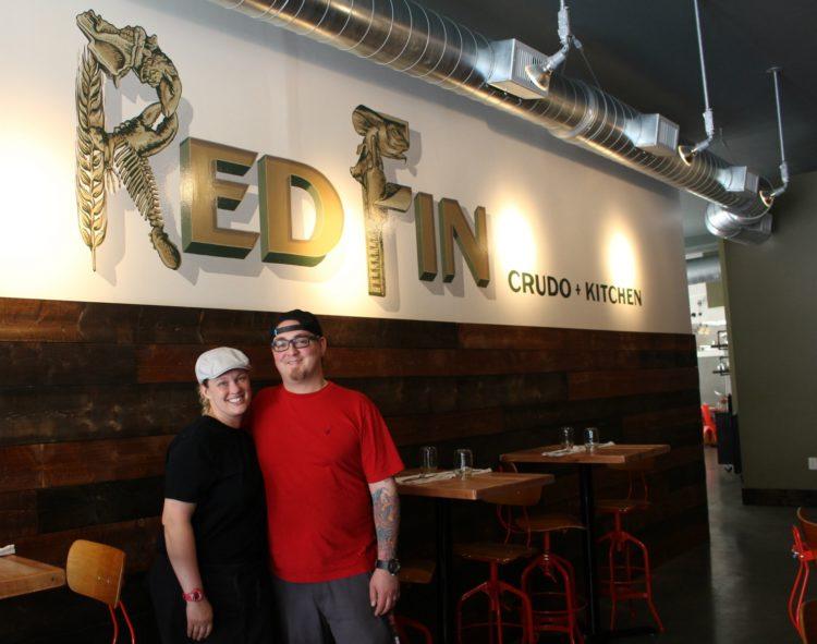 RedFin Crudo + Cocina