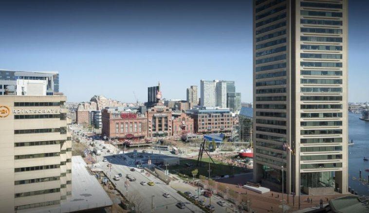 Renaissance Baltimore Harbor Los 20 mejores hoteles en Baltimore