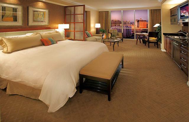 Residencias en el MGM Grand