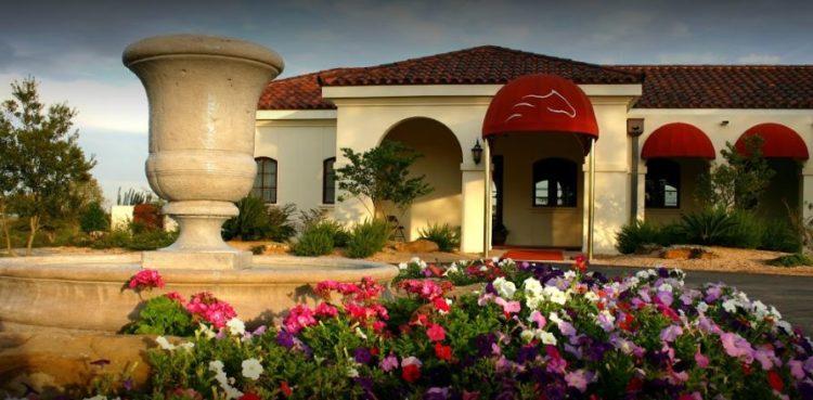 Restaurante en The Inn at Dos Brisas- Washington, Texas