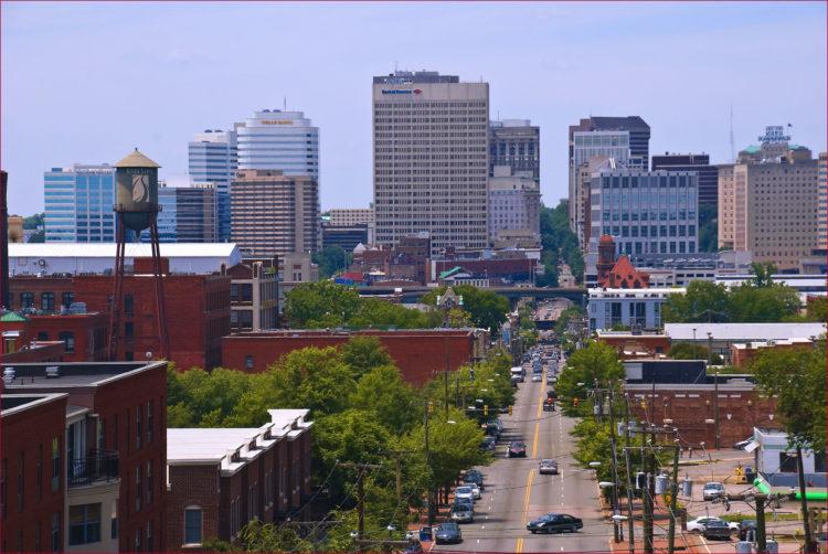 Richmond scaled e1579698349163 Las 20 mejores cosas para hacer en Richmond, VA para principiantes
