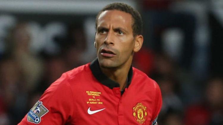 Rio Ferdinand 2 Los 20 futbolistas más ricos de todos los tiempos