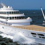 Rising Sun Yacht Una mirada más cercana al superyate Rising Sun de $ 200 millones