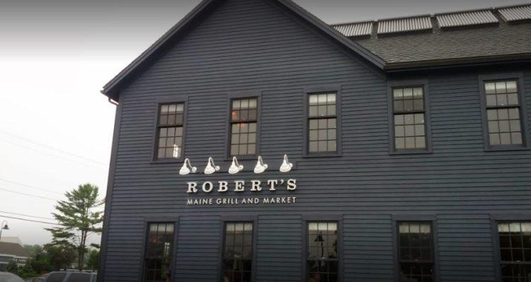 Parrilla de Maine de Robert