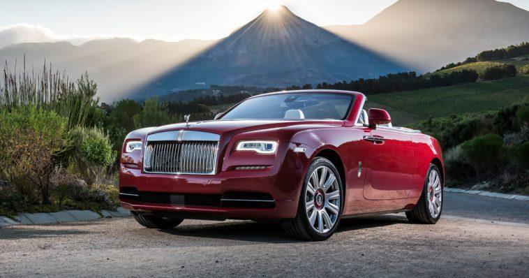Rolls Royce Dawn 1 10 cosas que no sabías sobre el Rolls Royce Dawn