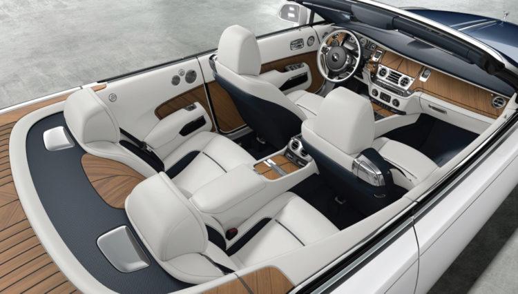 Rolls Royce Dawn 3 10 cosas que no sabías sobre el Rolls Royce Dawn