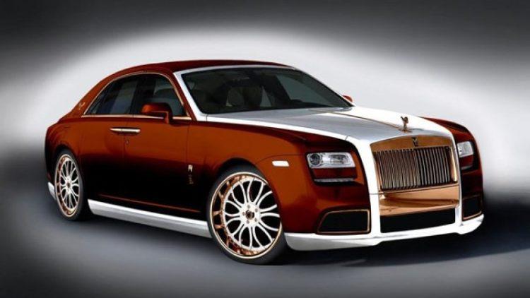 Rolls Royce Ghost Diva Fenice Milano